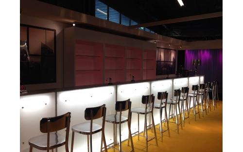 Bright Bar, mobiele design bar huren