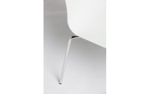 Chaise Sky blanche