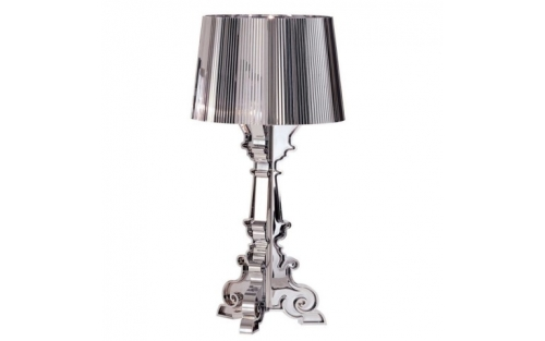 Lamp Bourgie zilver