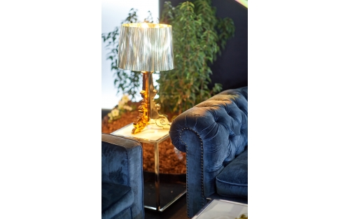 Lamp Bourgie goud