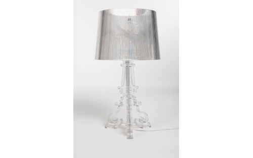 Lamp Bourgie transparant