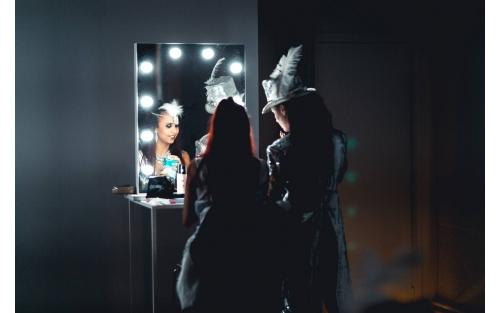 Make-up spiegel daylight