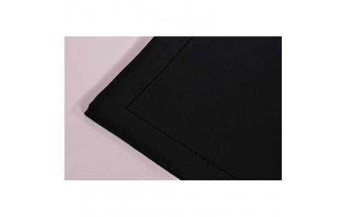 Tafellinnen 300 x 300 zwart