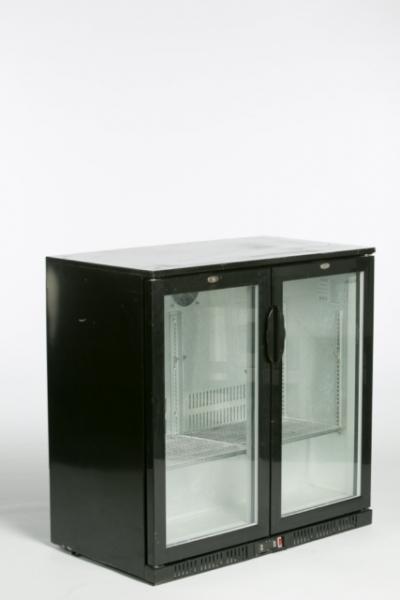 Frigo glas 250L (dubbele deur)