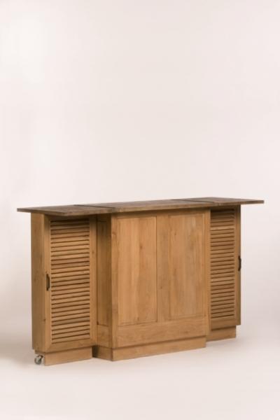 Bar Classic desk chêne