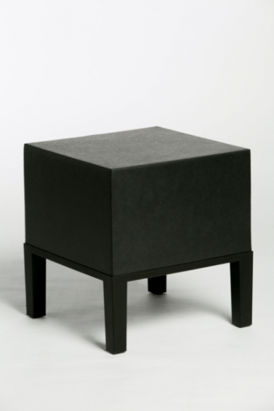 Pouf Primary 01 noir