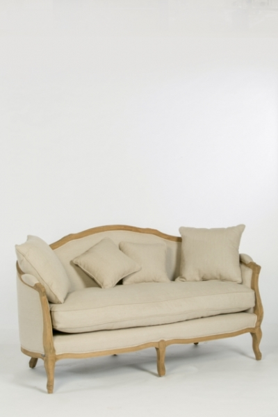 Sofa Vanety 3p Taupe