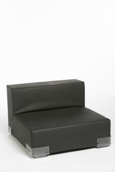 Sofa Plastics Central zwart
