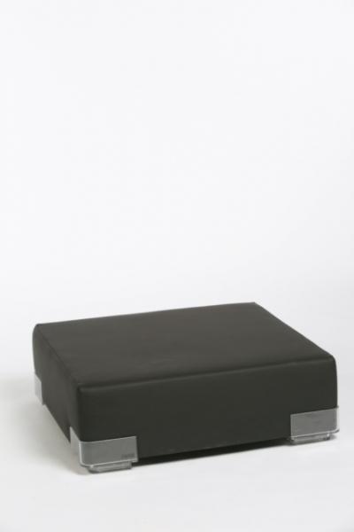 Pouf Kartell Plastics Noir