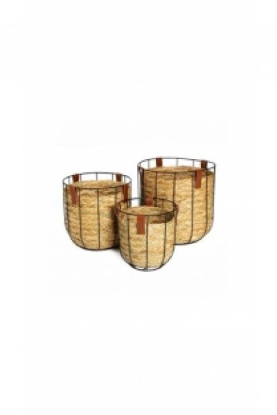 Basket Milano Small 24x24