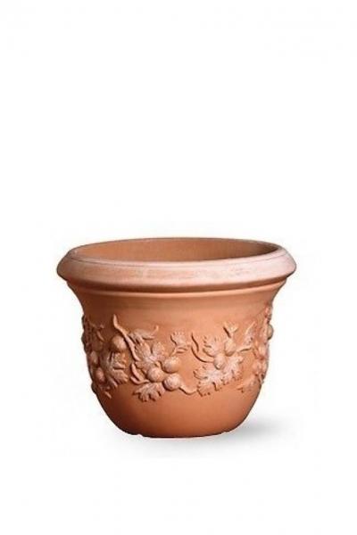 Pot Rotonda Small Terracota 52x40