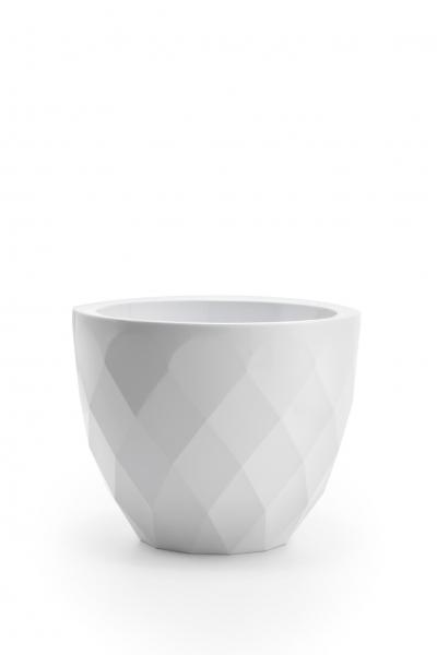 Pot Nano White Glossy 55x45
