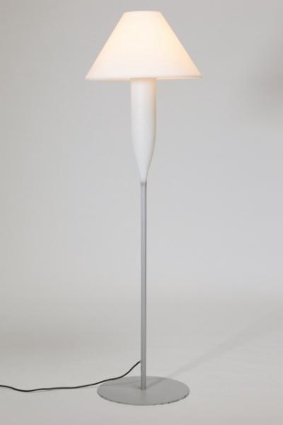 Lamp Bonheur white