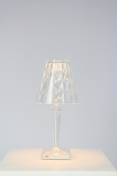 Lamp Kartell Big Battery Transparant