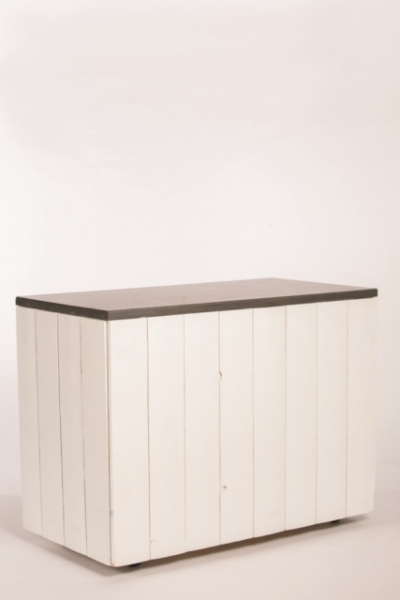 Cottage: Table de buffet 1.5 m