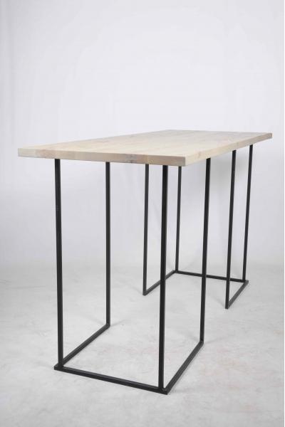 Table d'arbre 300x80x110 Noire