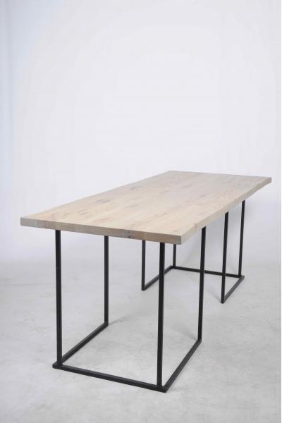 Table d'arbre 300x80x75 Noire