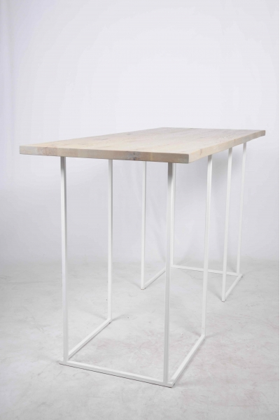 Table d'arbre 200x80x110 Blanche