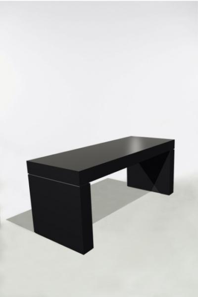 U-Table 180x70x75 Noire