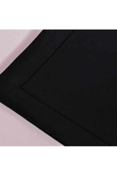 Table cloth 300 x 300 black